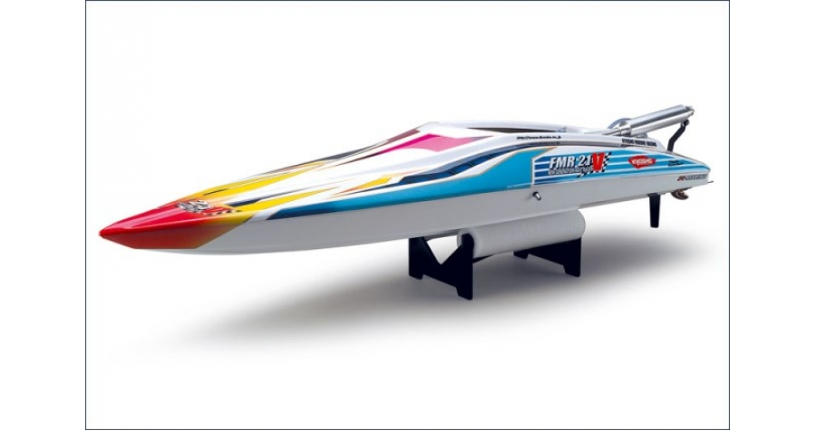 PRODUCTS :: RC MODELS :: RC Boats :: GP Boats :: FMR 21 V RACING